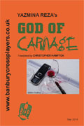 God of Carnage programme