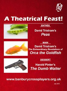 A Theatrical Feast Programme
