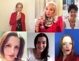 regina monologues cast