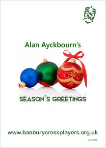 Season's Greetings Programme