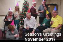 Season's Greeting Nov 2017