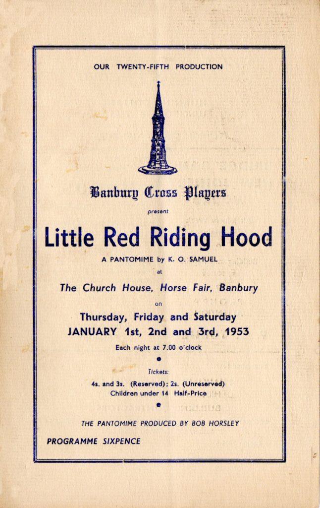 little red riding hood programme1