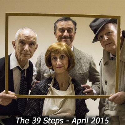 The 39 Steps - April 2015