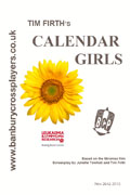 Calendar Girls programme
