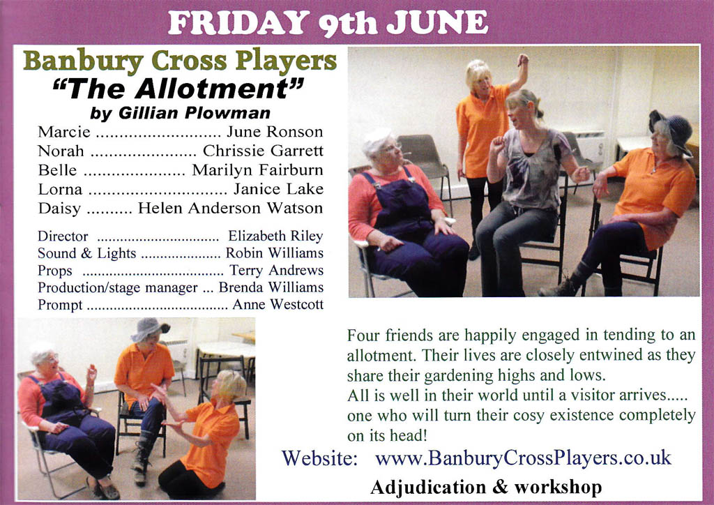 The Allotment programme entry