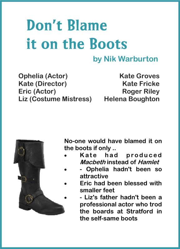 Season Preview - Boots