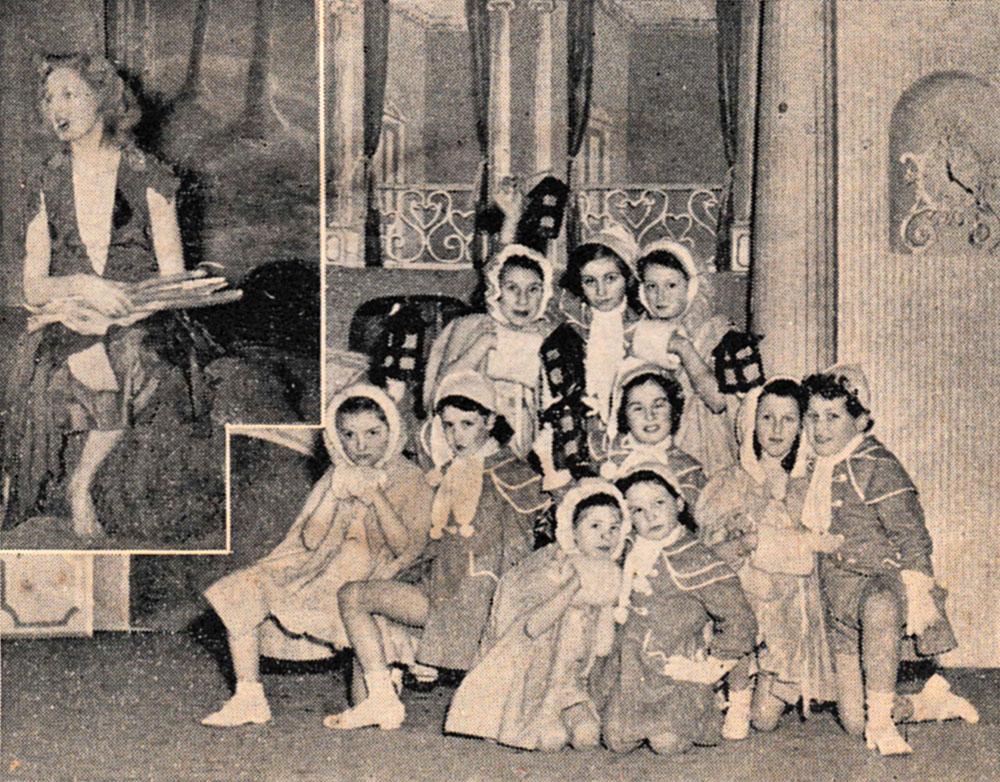 cinderella1954 dancers