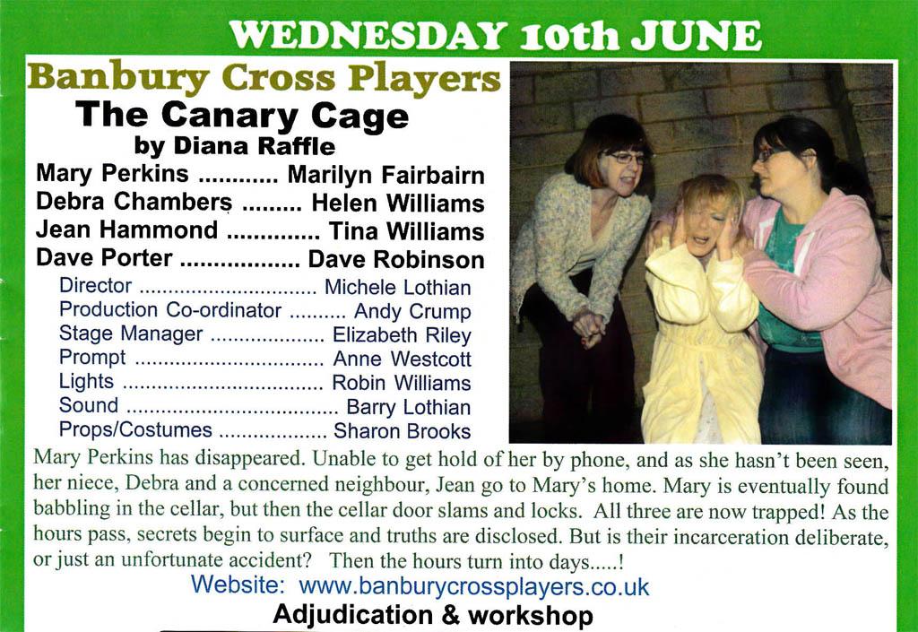 Canary Cage Abingdon