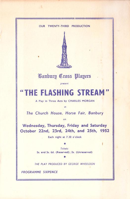 Flashing Stream Programme