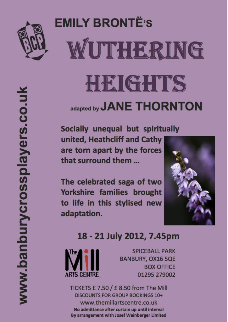 Wuthering Heights Flier