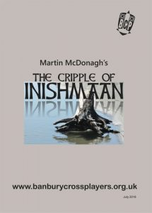 Cripple of Inishmaan Programme