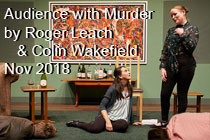 Audience With Murder Nov 2018