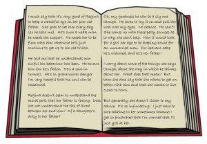 Paster Manders' Diary