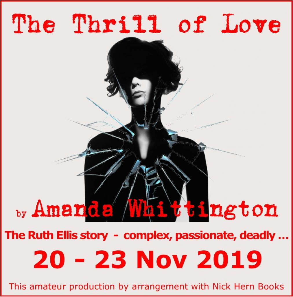 The Thrill of Love by Amanda Whittington