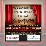 75th Anniversary Drama Festival 2021