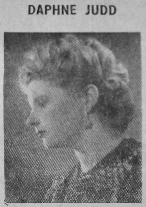 Daphne Judd