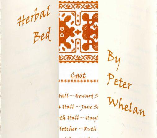 Herbal Bed 2001