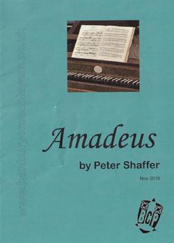 Amadeus Programme