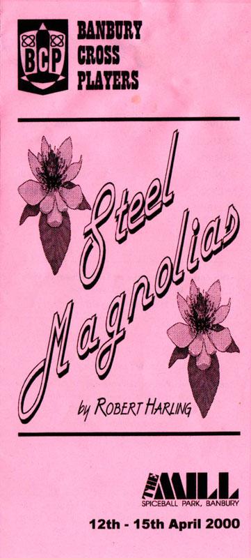 Steel Magnolias Programme 1
