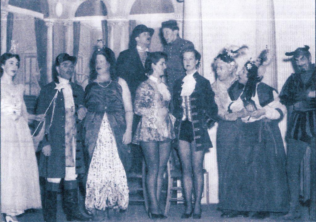 Cinderella1954 cast