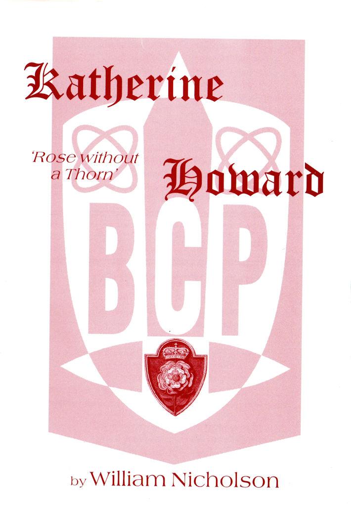Katherine Howard Programme1